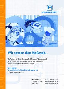 Heft - Werbung Messwert AG, Peter Greiner Kopie